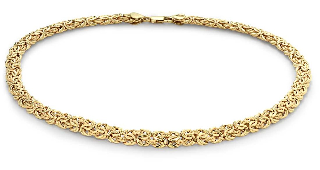 How To Calculate The Value Of A 14 Karat Gold Necklace